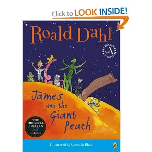 james and the giant peach miss spider book - photo #33