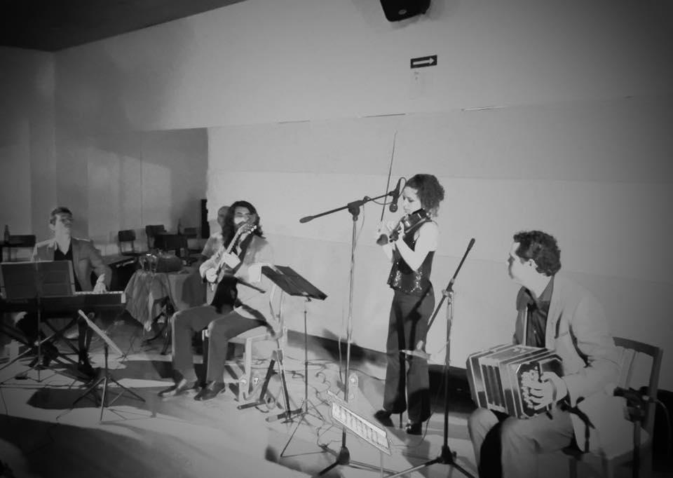 el Cuarteto Mulenga actuo por 2º vez en Milenium