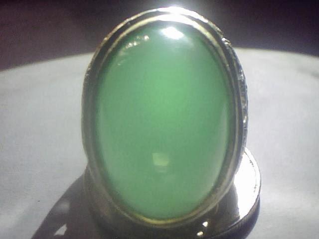 Batu Cincin Naprit Ring Aloy