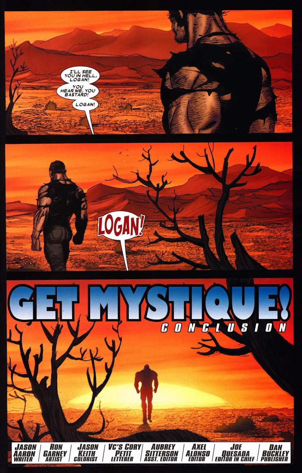 Read online Wolverine (2003) comic -  Issue #65 - 25