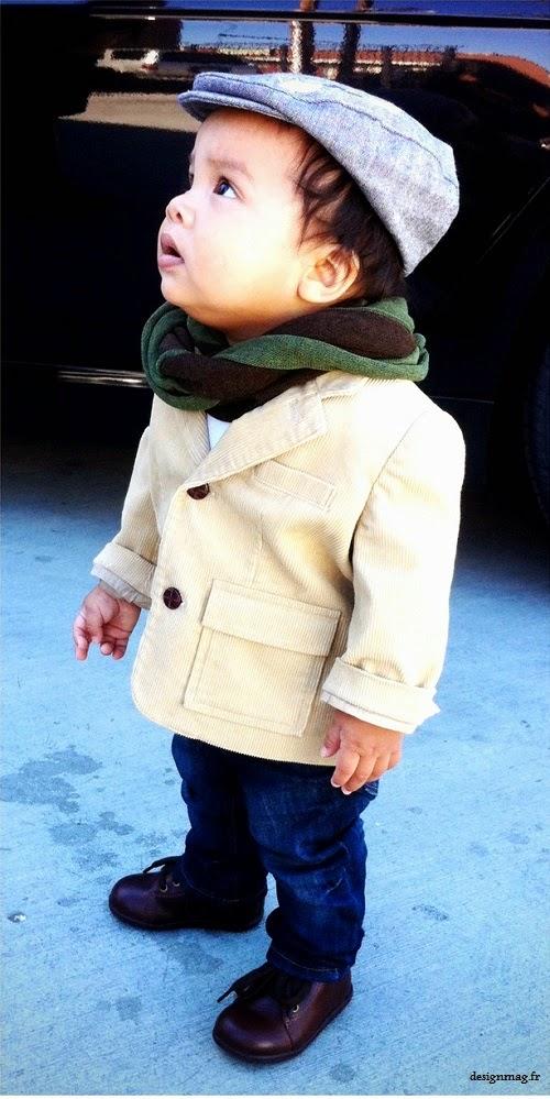 Bébé garçon mode fashion