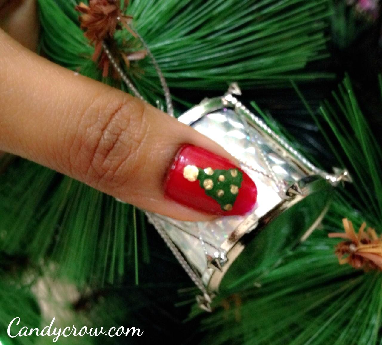 Christmas Nail Art  2015