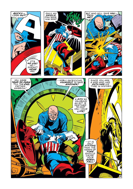 Captain America (1968) Issue #131 #45 - English 18