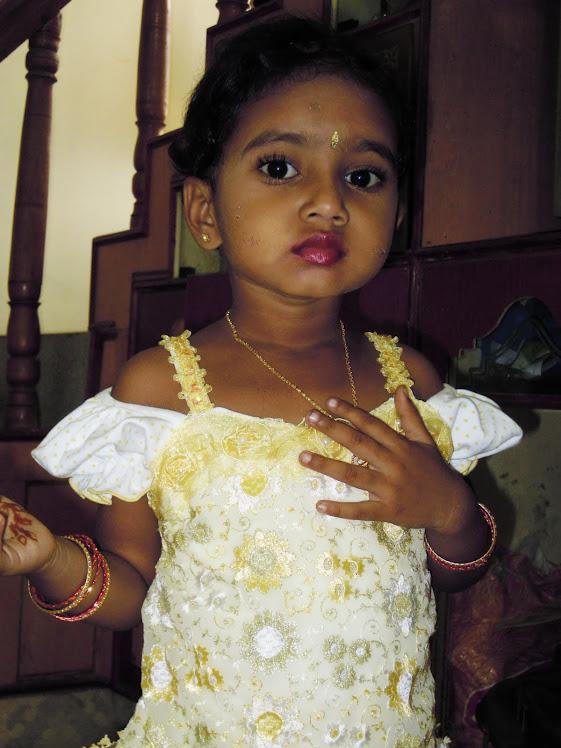 My daughter purvika