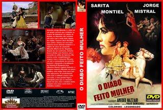O DIABO FEITO MULHER