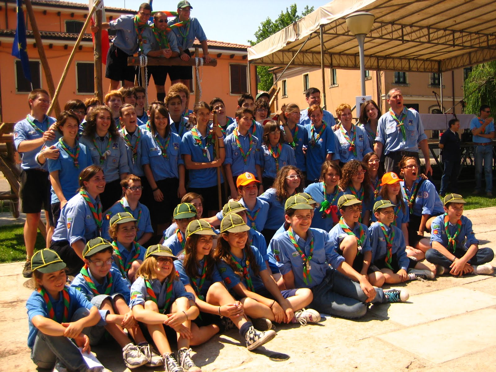 Gruppo scout san giovanni lupatoto i for Arredo bagno san giovanni lupatoto