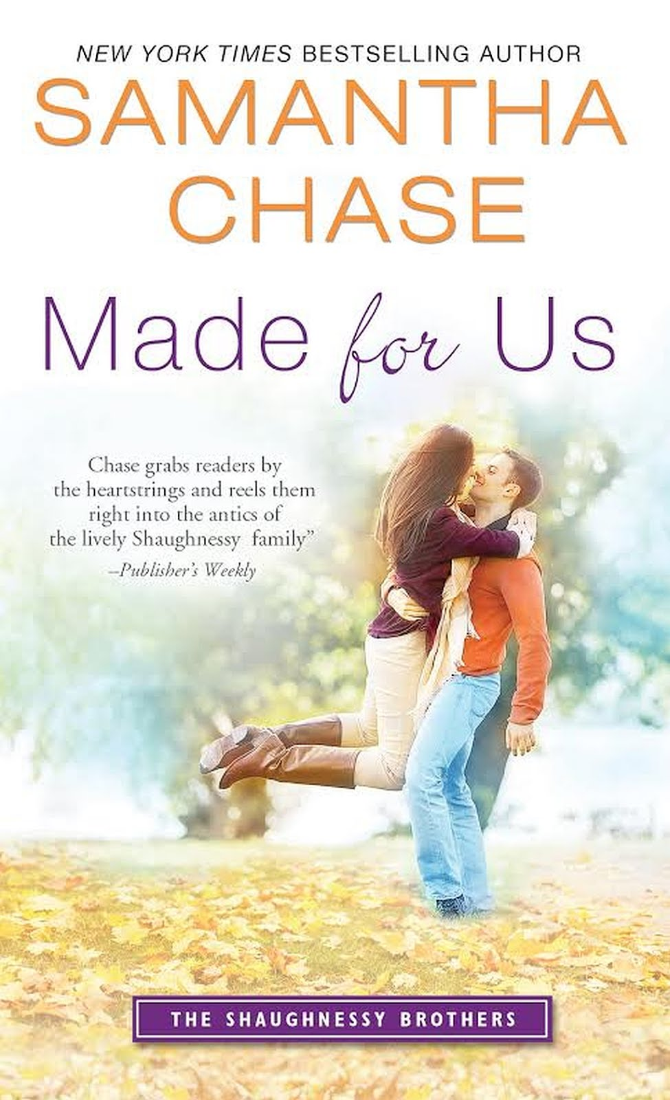Made for Us (Shaughnessy 1)