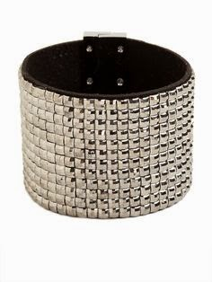 BAUBLE BAR NOIR DISCO CUFF