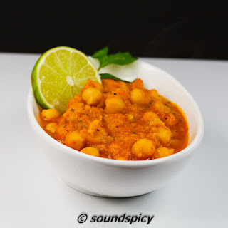 Channa Masala
