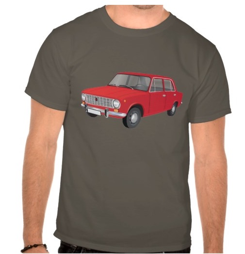 Retro Soviet t-shirt