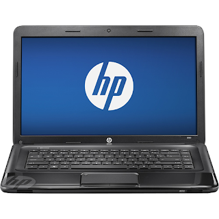 "HP 2000-2b22dx - 15.6"" Laptop - 4GB Memory - 500GB Hard Drive - Black Licorice"