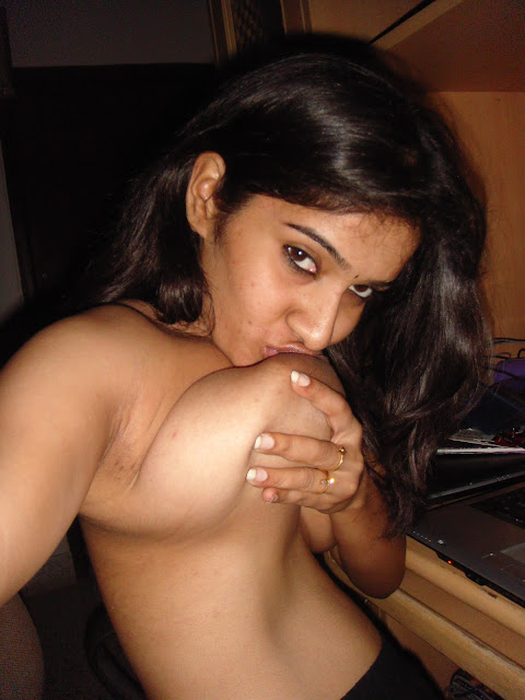 tamil girl licking nipples