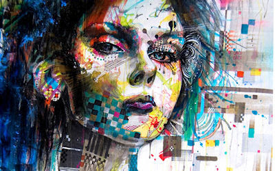El rostro del arte y la creatividad - Art and Creativity