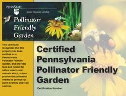 Certify your garden