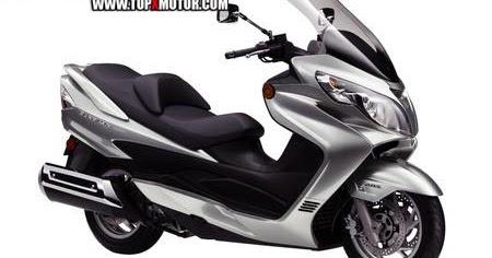 Suzuki       Burgman       400    ABS 2011 Review   Motorcycle News