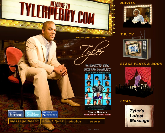 Entertainment KnowLedge - Share In The BlogLedgeI Know Ive Been Changed Tyler Perry