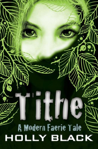 Modern Book Cover Quest : Book review tithe