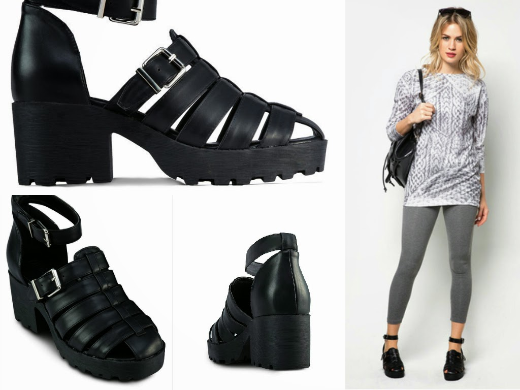 ZALORA shoe trends singapore 2015