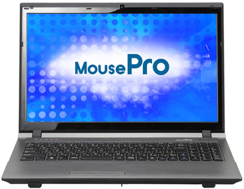 Mouse Computer MousePro NB512B-1011 15.6-Inch Business Notebook