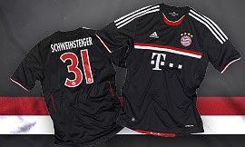 Bayern Muenchen Siapkan Kostum Khusus Liga Champions
