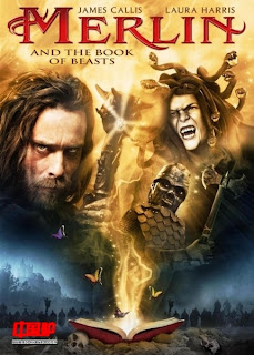 Merlin And The Book Of Beasts film izle