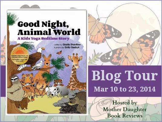 Good Night Animal Kingdom  {Reading List}