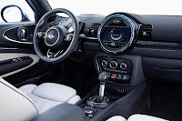Mini Cooper S Clubman ALL4 (2016) Dashboard
