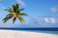 Strand Malediven zur besten Reisezeit