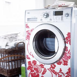 как украсить стиральную машину