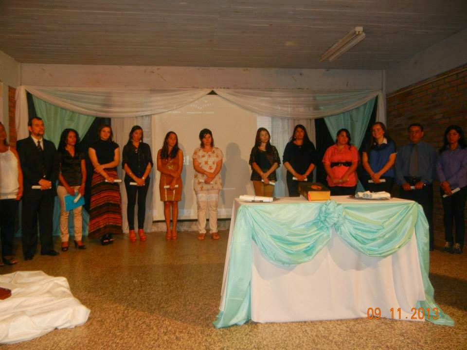 EGRESADOS 2013