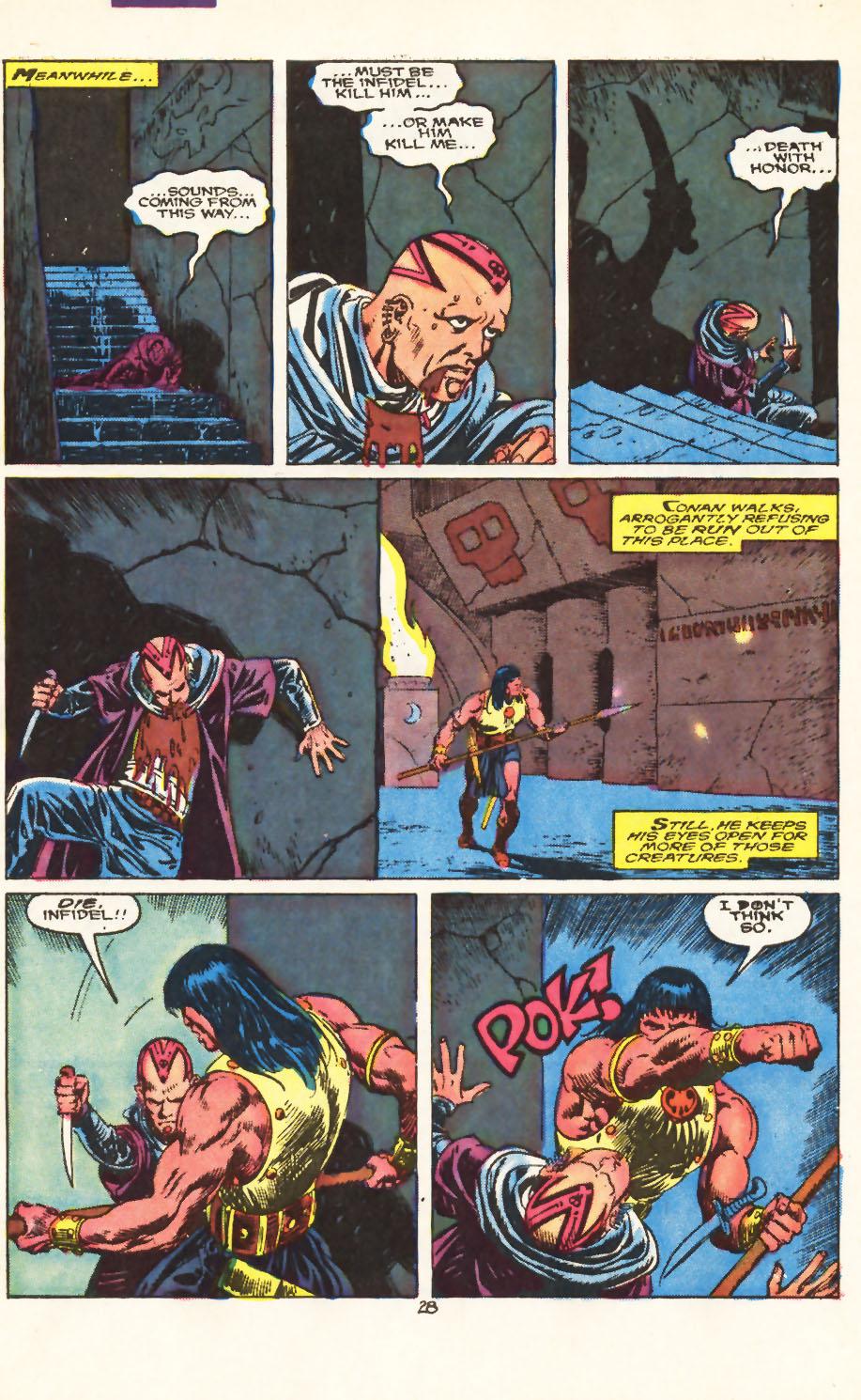 Conan the Barbarian (1970) Issue #212 #224 - English 21