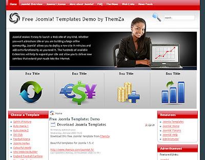 Forex-Trading-free-premium-template