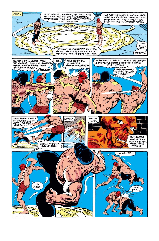 Captain America (1968) Issue #383 #316 - English 55