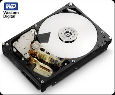 Hard Disk UltraStar 7K4000 4 TB Enterprise Dengan Advanced Format 512e