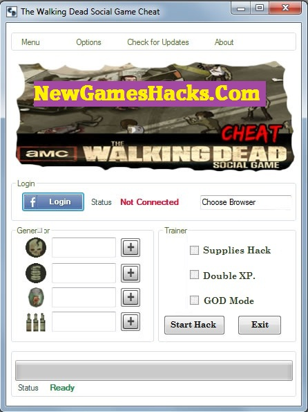 HACK] Walking Dead Hacks Cheats For Android Ios and Xbox Devices