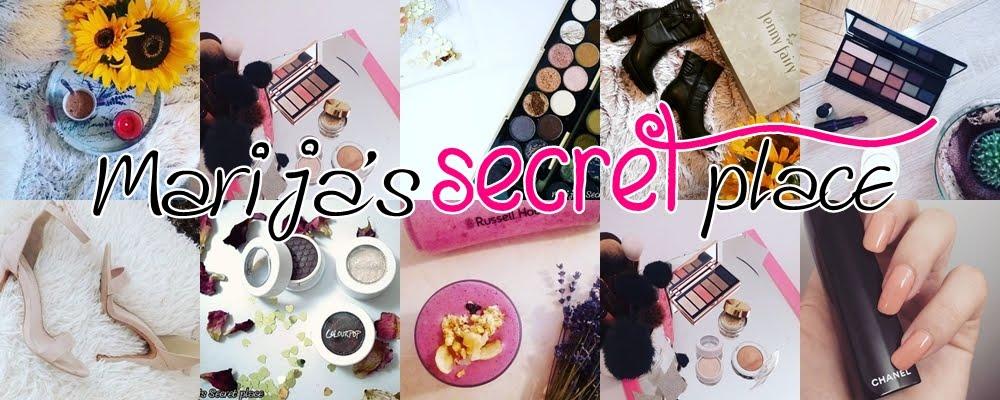 Marija's Secret Place