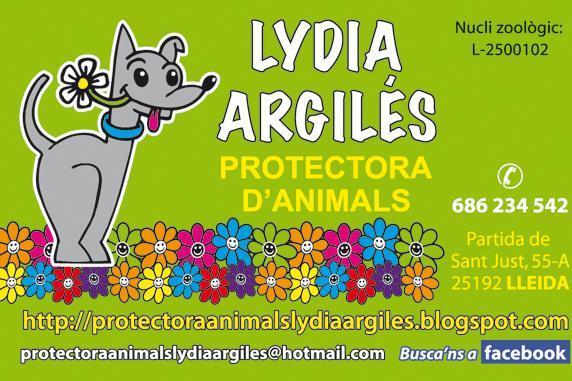 Protectora de animales Lydia Argilés