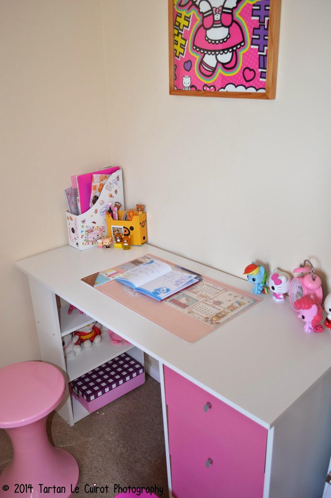 Alternative girl kawaii world how to make a kawaii for Cute desk