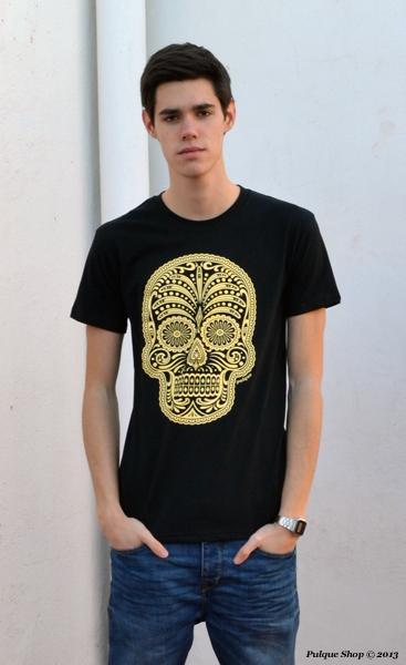 Camiseta Sugar Skull