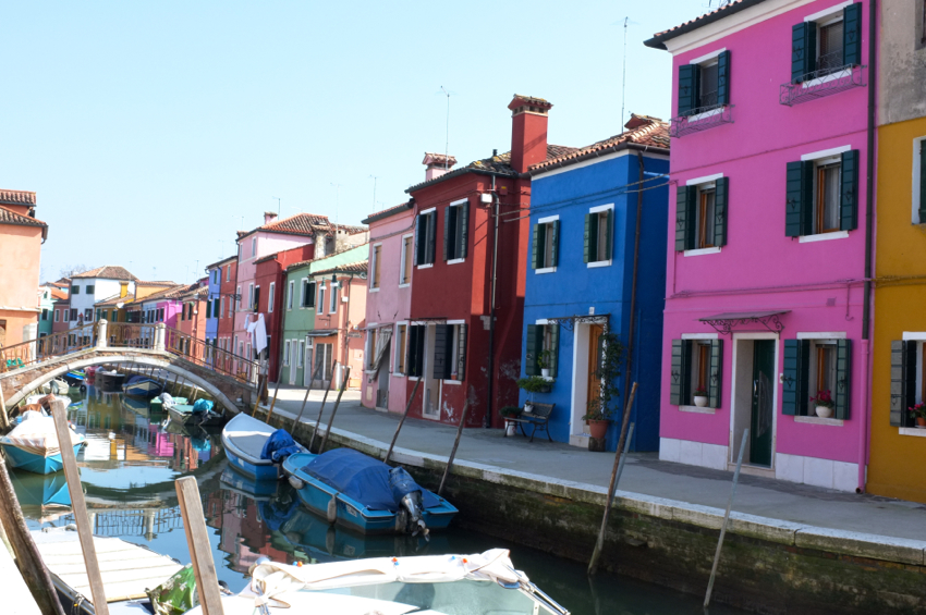 A Day in Burano