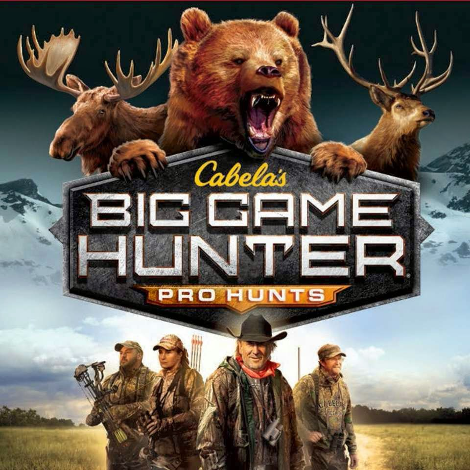 Hunting Games For Xbox 360 : Cabela s big game hunter pro hunts video review