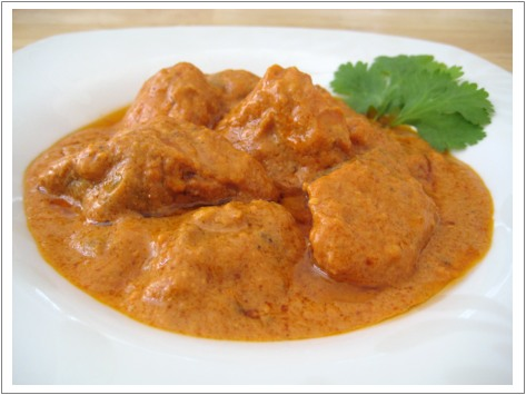 INDIAN BUTTER CHICKEN CURRY | Free Recipe Hub