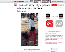 Marie Claire - Look street style