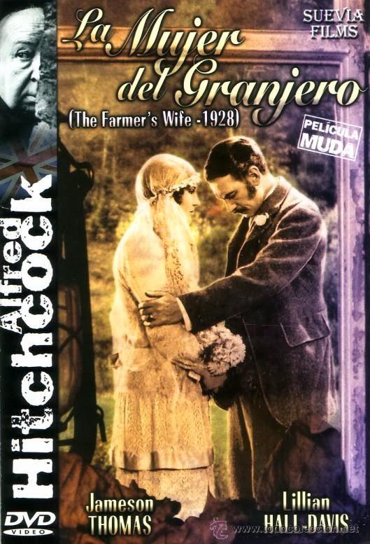 La mujer del granjero ( 1928 ) Cine Mudo – V.O.S.E Descargar y ver Online Gratis