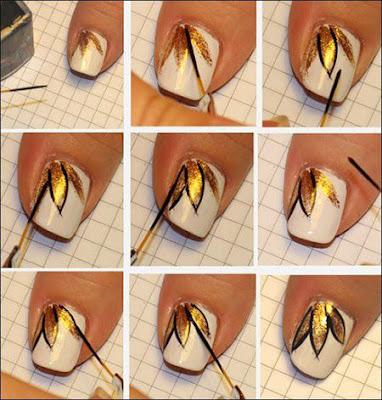 Spring Nail Art