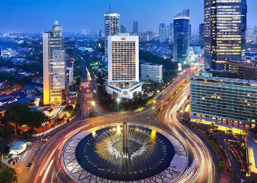 Fotos de Jacarta Indon sia Cidades em fotos