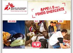 Appello per il fondo emergenze