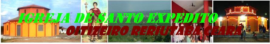 IGREJA SANTO EXPEDITO - OITIZEIRO