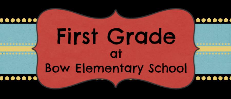 First Grade at BES