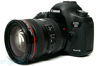 Canon 5D Mark III, high end camera, Canon DSLR camera, full frame camera